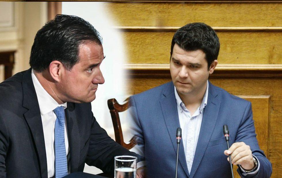 Μ.Κάτσης σε Α. Γεωργιάδη: Τι γίνεται με το Βιοτεχνικό Πάρκο Θεσπρωτίας; -Ερώτηση 6 βουλευτών του ΣΥΡΙΖΑ-Π.Σ.