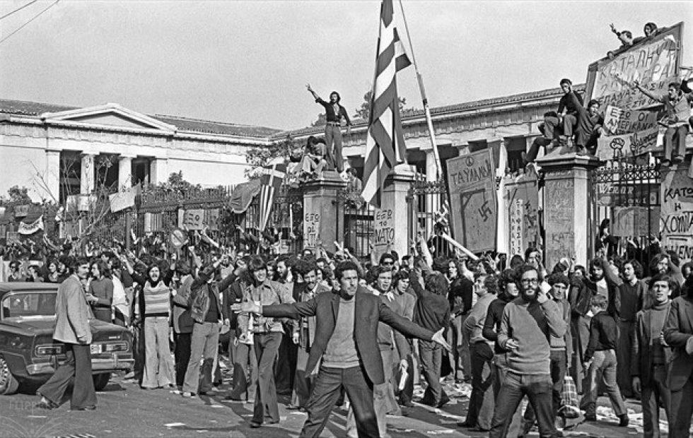 Μήνυμα Μάριου Κάτση για την επέτειο της εξέγερσης του Πολυτεχνείου